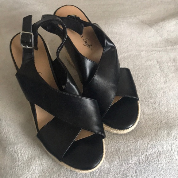 American Eagle Outfitters Shoes - American eagle wedges SZ 8